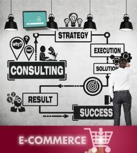 Empresa: Consultoria em projetos de e-commerce