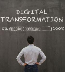 Empresa: Consultoria em Transformação Digital