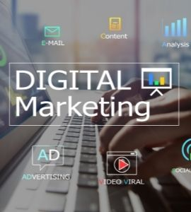 Empresa: Consultoria em Marketing Digital