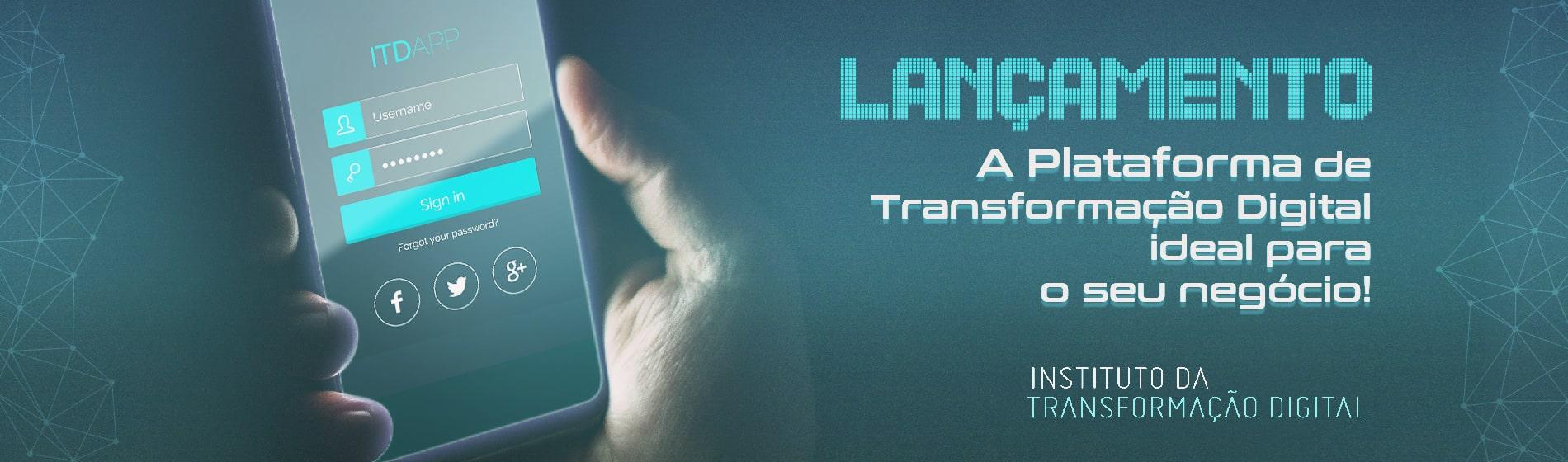 Plataforma de Transformação Digital