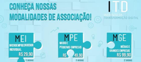 Participe das iniciativas do Instituto da Transformação Digital