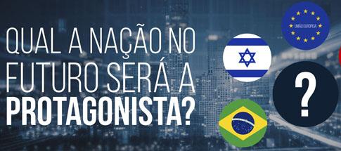 LIVE Roadshow da Transformação Digital - Qual a Nação será a protagonista no Futuro?