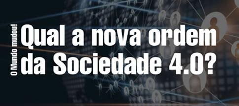 LIVE Roadshow da Transformação Digital - Qual a nova ordem da Sociedade 4.0?